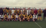Friends of amputee veteran organise sponsored football match to raise funds for Woundcare4heroes